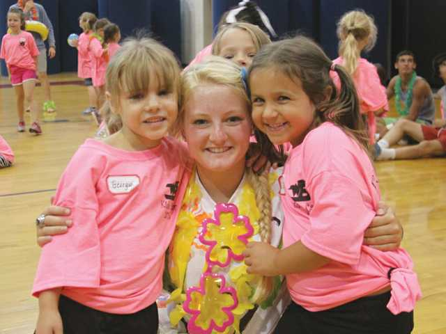 Cheer Doggs welcome youth