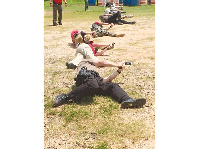 School resource officers train for dangerous situations