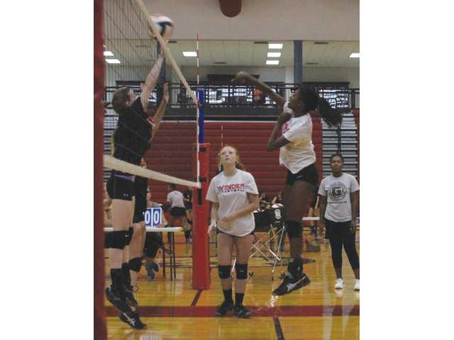 Winder volleyball ready to take over