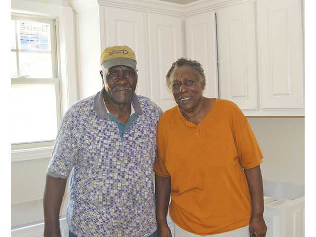 Beloved Statham couple gets new home