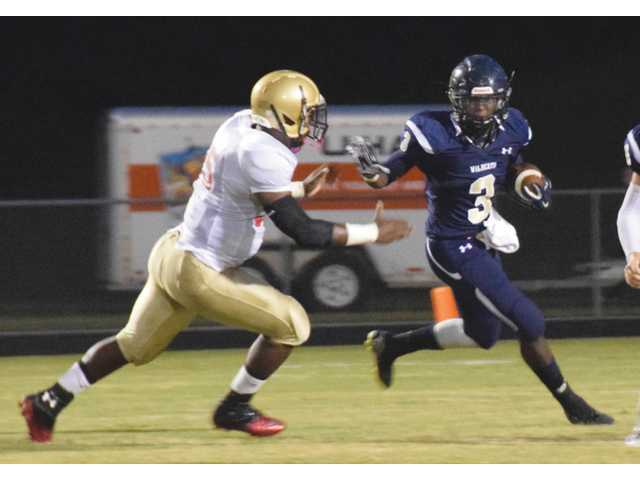 Improving Apalachee struggles against mighty Salem