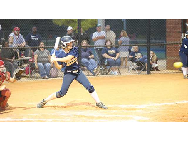 Lady Cats softball unable to overcome early deficit in crucial region loss