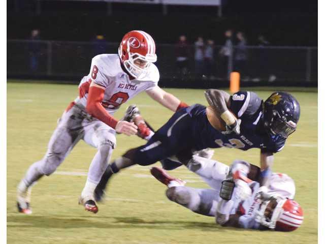 Severe injury overshadows Apalachee's homecoming loss