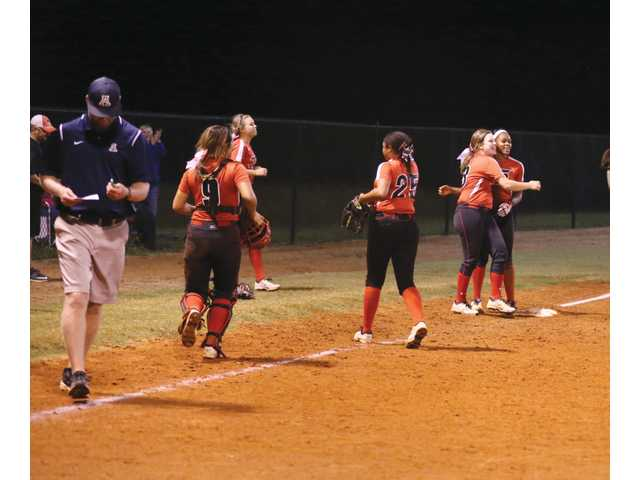 Lady Doggs find revenge and a ticket to the state playoffs