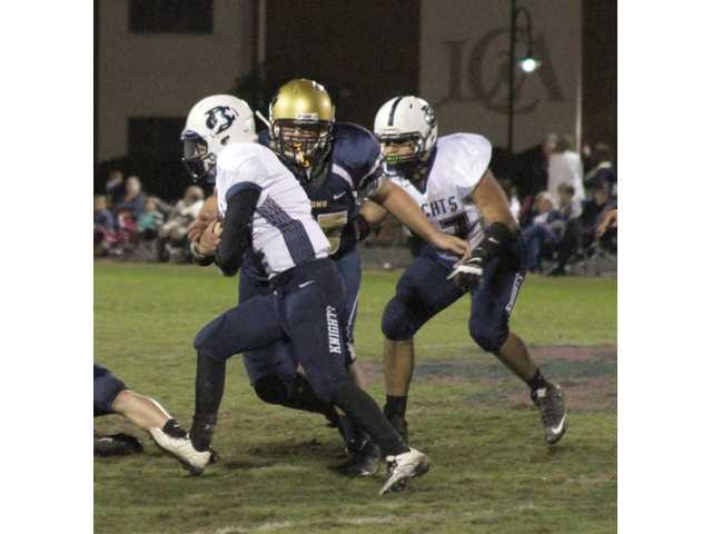 Stout Lions end unbeaten regular season with a win over Bethlehem Christian Academy