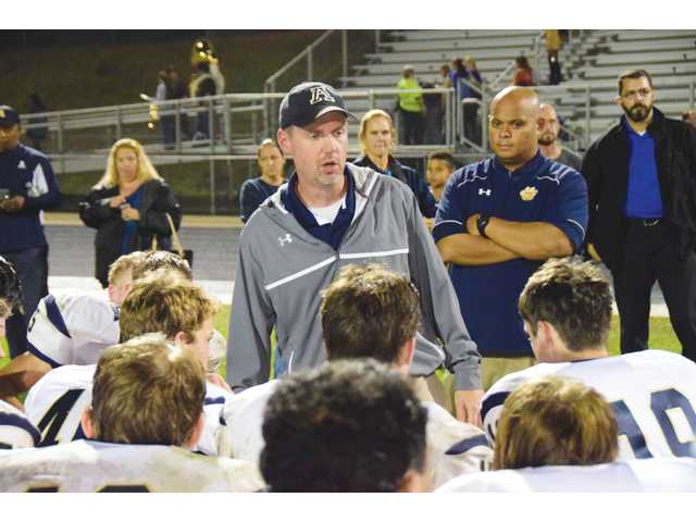 Woebegone season graciously ends for Apalachee football