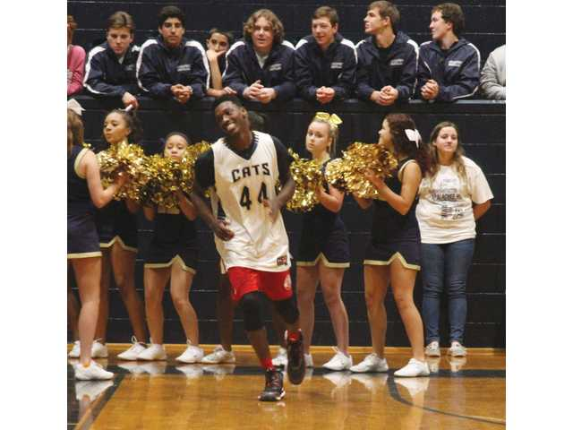 Apalachee rewards students with Winter Sports pep rally