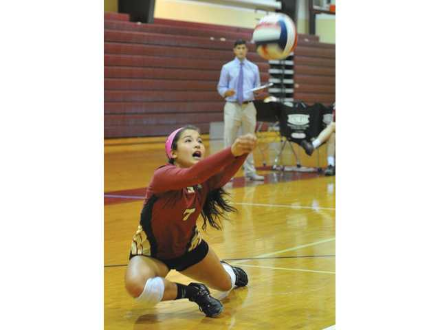 Barrow native Madi Grace Easterling named to Class-A All-State Volleyball team