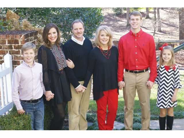 Tragedy turns to Christmas miracle for Horne family