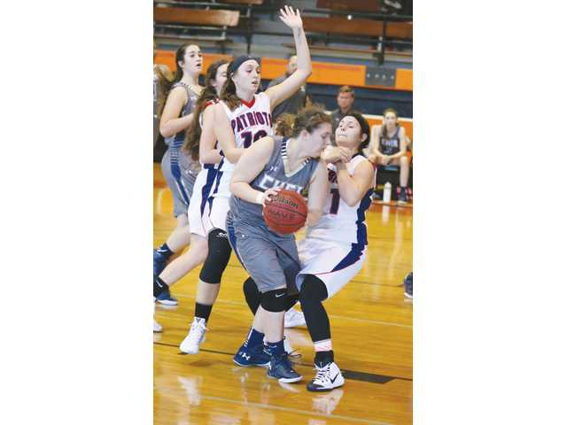 Holes in roster hinder Lady Cats in tournament