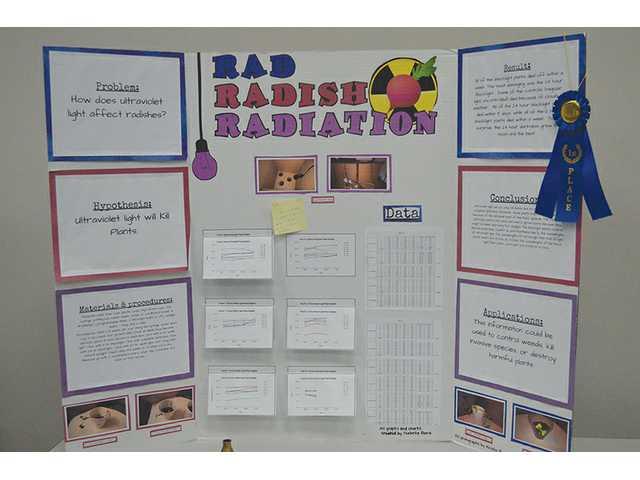 Barrow students explore science