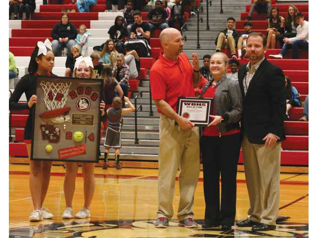 Winder-Barrow inducts three new members to the Wall of Fame