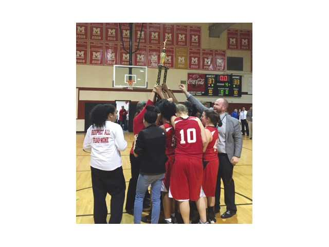 Russell Middle wins league championship