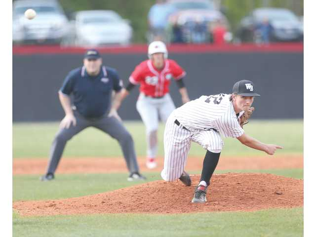 Thurmond pitches a gem in Winder's 4-1 win over Gainesville