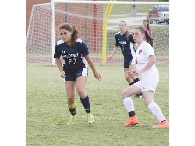 Lady Wildcats' finale is a loss to Loganville in make-or-break game