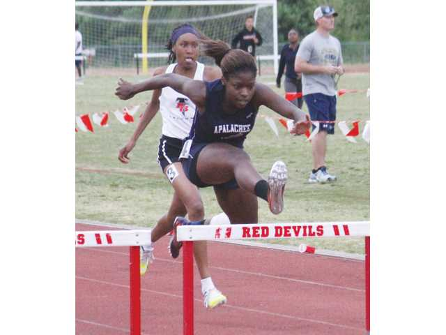 Local ladies place high, advance from region meet