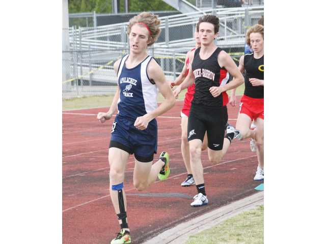 Several Barrow athletes qualify for sectionals in track