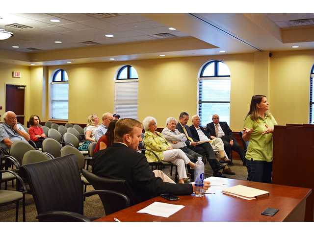 Braselton panel recommends rezoning Braselton-Stover House for funeral home use