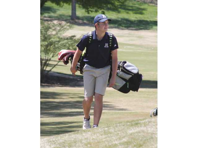 Two Apalachee golfers qualify for state competition