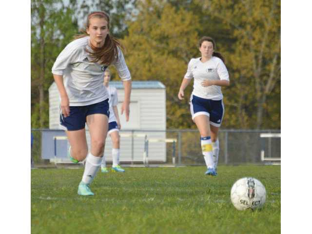 Junior Varsity Lady Wildcats show promise for the future in one-loss season