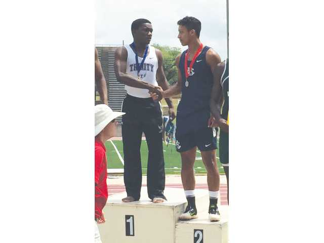 Knights compete in GISA state track meet over the weekend