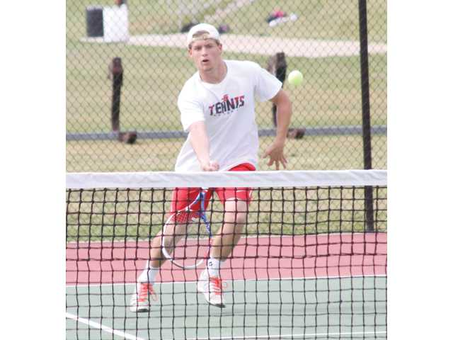 Barrow has top tennis players, top coach honored by Region 8-AAAAA