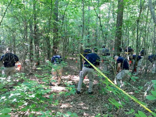 UPDATE: Human remains found in unincorporated Auburn