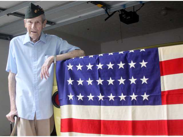 Tales from a veteran: Bethlehem Bronze Star recipient recalls WWII experience