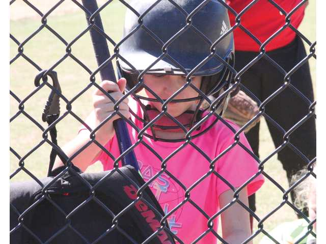 Local girls receive training, mentorship from Barrow student athletes