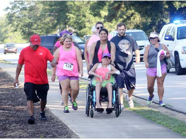 Miles for Mariah: 5K helps benefit local girl's fight with illness
