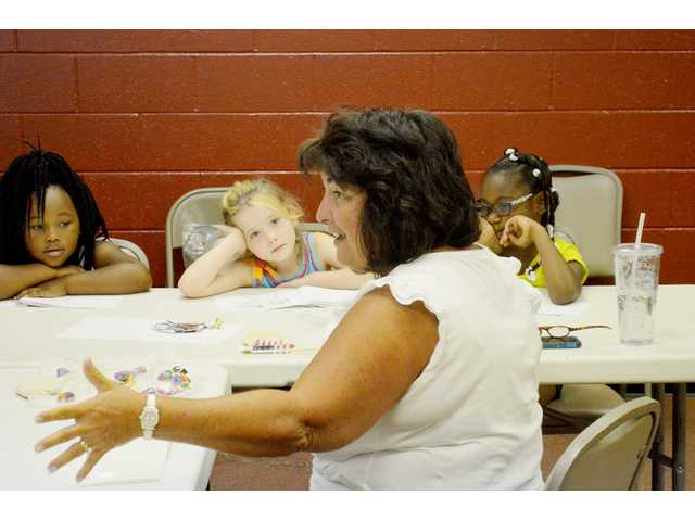Summer learning: Academic camp held at Barrow Leisure Services Center