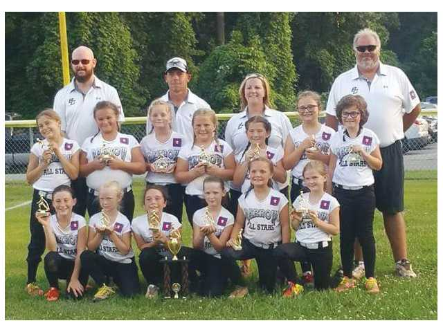 Barrow 8U softball advances to state with second-place finish