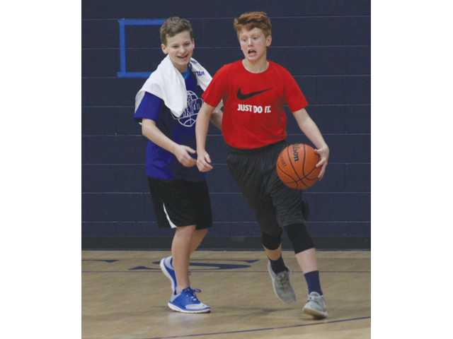 Former Duke and Minnesota Timberwolves player Will Avery hosts local camp