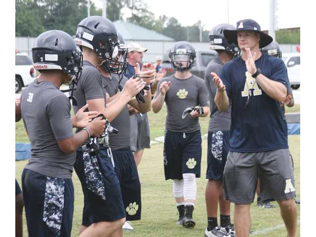 Inclement weather shortens Apalachee's day at camp, but the program does yield results