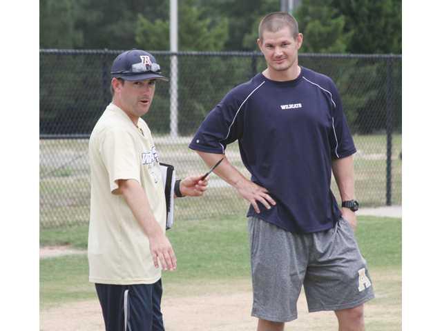 Harrison steps down as Apalachee baseball coach