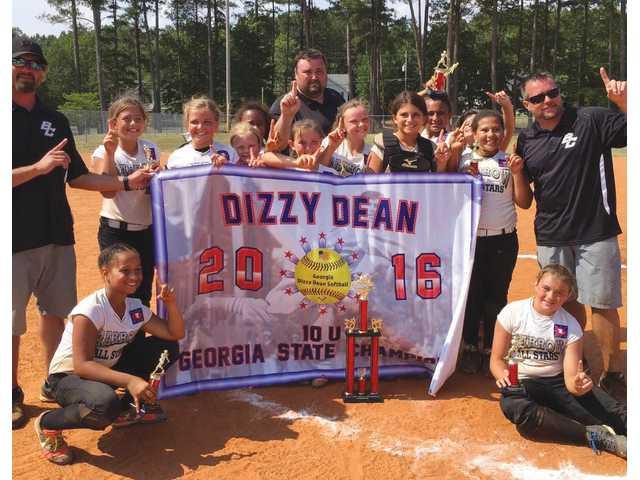 Barrow softball teams make a stand at Dizzy Dean state tournament