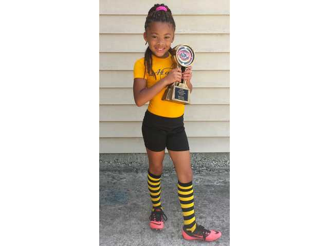 Barrow's Newton qualifies for U.S. Junior Olympics