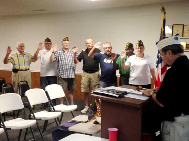 Winder VFW elects officers, will keep charter