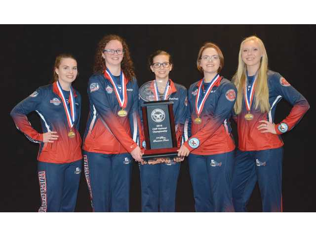 Winder shooting team wins national title