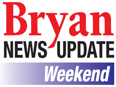 Bryan News Update for Oct. 13