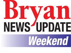 Bryan News Update for March 31