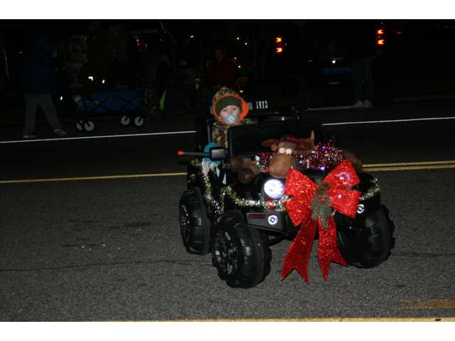 See our photo SLIDESHOW of the 34th annual Pembroke Christmas Parade