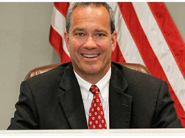 Carter Infinger, Commission Chairman