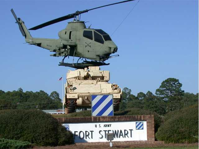 Water boil notice for Fort Stewart