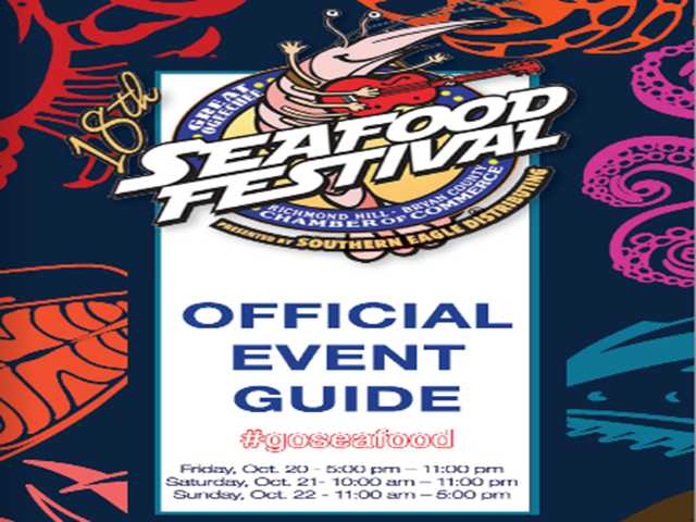 Get GO Seafood Festival guidebook