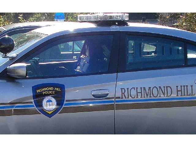 Trio apprehended following police pursuit in Richmond Hill
