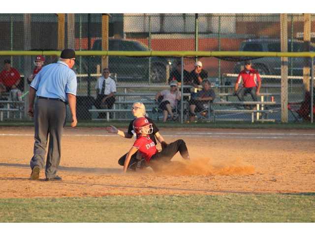 RH softball falls to Dalton in Sweet 16