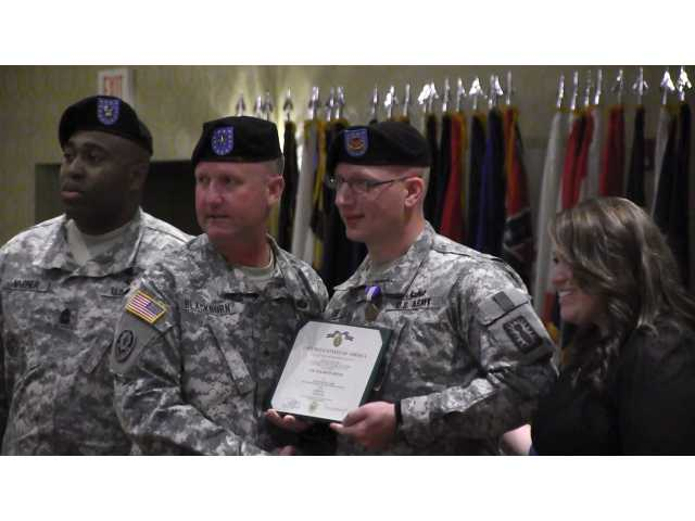 Video: Soldier Medal awarded at Fort Stewart