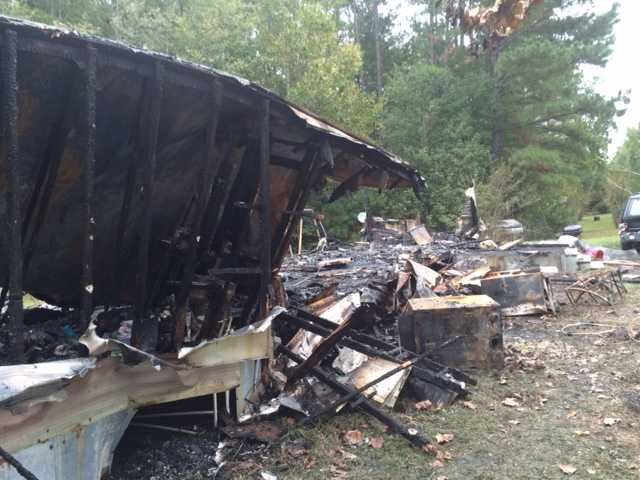 Pembroke fire leaves seven people without a home
