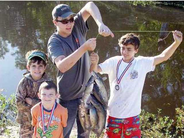 Sponsored by City of Richmond Hill and Fort McAllister Sport Fishing Club